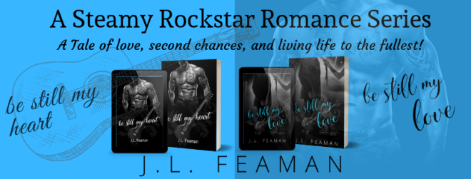 A Steamy Rockstar Romance Series A Tale of love, second chances, and living life to the fullest!